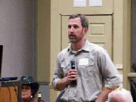 Blake Hendon guest speaker (click to enlarge)