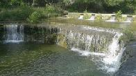 Hurst Creek Sailmaster waterfall (click to enlarge)