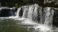 Hurst Creek waterfall (click to enlarge)