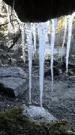 Icicles (click to enlarge)