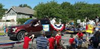 FOP float (click to enlarge)