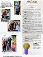 George Blume plaque ceremony page 3 (click to enlarge)